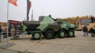 """Zviedru koncerns """"Volvo Trucks"""" apturējis dalību pie topošās krievu kājinieku atbalsta bruņumašīnas """"Atom"""" izstrādes. Ar jaunās paaudzes militārās tehnikas izstrādi..."""