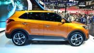 """Korejiešu autoražotājs """"Hyundai"""" Pekinas autoizstādē prezentējis glītu krosovera """"ix25"""" konceptu. Kā liecina ražotāja izplatītā informācija, """"ix25"""" strauji tiek gatavots sērijveida..."""