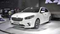 """Korejiešu kompānija """"Kia Motors"""" Pekinas starptautiskās auto izstādes ietvaros prezentējusi jaunāko koncepta modeli """"K4"""". D segmenta sedans demonstrē vienkāršu, taču..."""