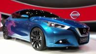 """Japāņu ražotājs """"Nissan"""" Pekinas autoizstādē prezentējis interesantu konceptauto ar nosaukumu """"Lannia"""". Šis ir jau otrais projekts pēc Šanhajā izrādītā prototipa..."""