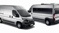 """""""Peugeot"""" laiž tirgū uzlaboto komercfurgonu """"Boxer"""", kas ir radīts, lai atbilstu visdažādākajām lietotāju vajadzībām, augstām kvalitātes prasībām un zemiem apkopes..."""