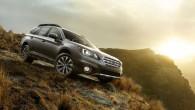 """Ņujorkas starptautiskajā autoizstādē """"Subaru"""" prezentējis jaunās paaudzes visādceļu braucēju """"Outback"""" Japāņu dizaineri padarījuši """"Subaru"""" neceļu universālu stilīgāku un vizuāli mūsdienīgāku...."""