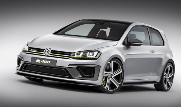 VW Golf R 400 hp