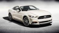 """Kompānija """"Ford"""" gatavojas laist klajā sestās paaudzes """"Mustang"""" speciālo versiju, kas veltīta 50. gadskārtai kopš modeļa ierašanās tirgū. Paredzēts izgatavot..."""