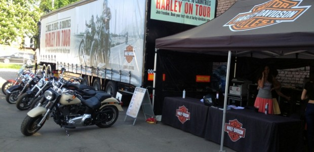 22-Harley-Davidson Tour 2014