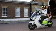 """Pilsētas mobilitātes programmas ietvaros, attīstot videi draudzīgus spēkratus, kompānija """"BMW"""" prezentējusi pirmo elektrisko skūteri """"C evolution"""". """"BMW"""" ekoloģisko transportlīdzekļu līniju..."""