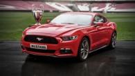 """Kompānija """"Ford"""" ir paziņojusi par pirmo 500 Eiropas specifikācijas """"Mustang"""" tirdzniecības startu. Pirmie pieteikumi no klientiem tiks pieņemti, sākot no..."""
