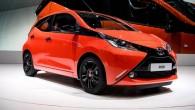 """Kopuzņēmuma """"Toyota Peugeot Citroen Automobiles"""" Kolinas ražotnē, Čehijā ir sākta mazuļu """"Toyota Aygo"""", Citroen C1"""" un """"Peugeot 108"""" otrās paaudzes..."""