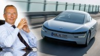 """Kā intervijā biznesa izdevumam """"Automotive News"""" izteicies """"Volkswagen"""" dizaina nodaļas vadītājs Valters de Silva, centieni ar aerodinamikas palīdzību samazināt degvielas..."""