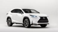 """Zināms, ka pirmā valsts Eiropā, kur tiks uzsākta kompaktkrosovera """"Lexus NX"""" tirdzniecībā, būs Lielbritānija, un automobiļa bāzes komplektācijas cena (mums..."""