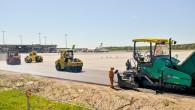 """Latvijas lielākais ceļu un tiltu būvnieks """"A.C.B. uzņēmumu grupa"""", investējot 800 tūkstošus eiro, arī šogad turpina uzlabot savu tehnikas parku,..."""