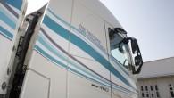 """Šonedēļ sākusies un līdz pat finālam 9.augustā turpināsies """"Volvo Trucks"""" iniciēto profesionālo kravas automašīnu vadītāju sacensību The Drivers' Fuel Challenge..."""