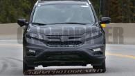 """Šķiet tikai nesen """"AutoMedia.lv"""" piedalījās aktuālā """"Honda"""" krosovera CR-V pirmspārdošanas testos, bet internetā jau parādījušās šī modeļa feislifta fotogrāfijas, ko..."""