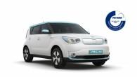 """Tagad arī """"Kia Soul EV"""" pievienojas to korejiešu zīmola modeļu klāstam, kuri saņēmuši ISO 14040 LCA sertifikātu, kas apliecina ražotāja..."""