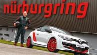 """Ar """"Renault Megane"""" saimes pašas sportiskākās modifikācijas jauno """"Megane R.S."""" īpašu versiju nupat Nirburgringas trases leģendārajā ziemeļu daļā Nordšleifē sasniegts..."""