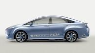 """Aģentūra """"Bloomberg"""" ziņo, ka """"Toyota"""" pirmais sērijveida sedans ar ūdeņraža dzinēju tirgū nonāks ar nosaukumu """"Mirai"""". Tulkojumā no japāņu valodas..."""