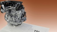 """Čehu kompānijas Mladaboļeslavas galvenajā ražotnē sākusies """"EA211"""" saimes trīscilindru benzīna motoru izlaide. """"Dažu pēdējo gadu laikā mēs esam būtiski palielinājuši..."""