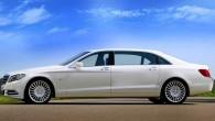 """Nākamgad izlaist plānotais ekstraklases limuzīns """"Mercedes-Benz S-Class Pullman"""" (attēlā augšā), kļūšot par dārgāko sērijveida sedanu pasaulē, izpētījis krievu izdevums """"Autonews.ru""""...."""