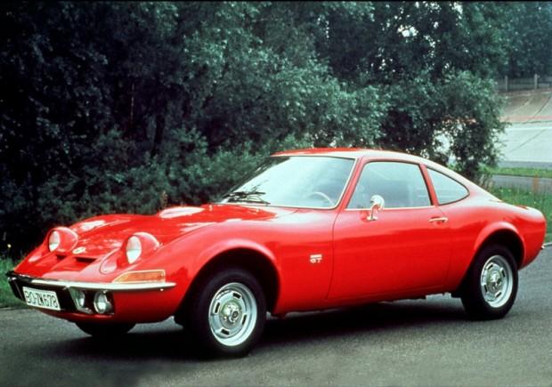 "1978.gada ""Opel GT"""