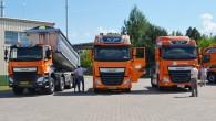 """Trešdien, 9.jūlijā Rīgā, pie holandiešu kravas automobiļu ražotāja """"DAF Trucks"""" pilnvarotā pārstāvja """"Centrako"""" (Siltuma ielā 5) tika aizvadīts gadskārtējais """"Road..."""