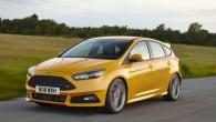 """27.jūnijā Gudvudas Ātruma festivālā Apvienotajā Karalistē pirmizrādi piedzīvojis jaunais """"Ford Focus ST"""". Sportiskais automobilis ieguvis rekonstruētu šasiju, piekarei ir jaunas..."""
