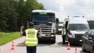 2. jūlijā Valsts policijas Satiksmes drošības pārvaldes Autopārvadājumu uzraudzības nodaļas darbinieki sadarbībā ar Ceļu Satiksmes Drošības direkcijas darbiniekiem pie Ikšķiles...
