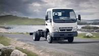 """Japāņu koncerna """"Mitsubishi"""" komerctransporta nodaļa """"Fuso Truck & Bus"""" gatavo sērijveida izlaidei vieglo kravinieku """"Canter E-Cell"""". Kā ziņo populārais medijs..."""