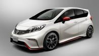 """Japāņu autoražotājs """"Nissan"""" ir izplatījis sportiskā garā tūnētā hečbeka """"Note Nismo"""" pirmos oficiālos attēlus. Kā liecina ražotāja informācija, jau šoruden..."""