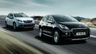 """Franču kompānija """"Peugeot"""" ir sagatavojis speciālas aprīkojuma paketes """"Crossway"""" saviem krosoveriem """"2008"""" un """"3008"""". Komapktais krosinieks """"Peugeot 2008 Crossway"""" ir..."""