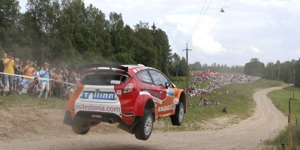 AUTO - ERC ESTONIA RALLY 2014