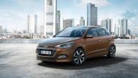 """Pagaidām """"Hyundai"""" B segmenta modelim """"i20"""" ir tikai piecdurvju hečbeka versija un drīzumā tam pievienosies trīsdurvju modifikācija, taču korejiešu kompānijas..."""