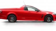 """Koncerna """"General Motors"""" Austrālijas apakšvienība """"GM Holden"""" gatavojas laist klajā pasaulē ātrāko pikapu """"Maloo GTS"""". Automobilis top uz """"Holden Commodore""""..."""