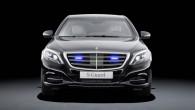 """Vācu autokompānija """"Mercedes-Benz"""" ir nodevusi medijiem informāciju par jaunā S klases limuzīna bruņoto modifikāciju, kas tradicionāli tiek apzīmēta kā """"Guard""""...."""