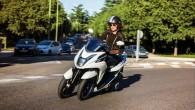 """Japāņu mediji ziņo, ka pēc neoficiālām ziņām """"Yamaha Motor"""" attīstības nodaļa gatavo populārā maksiskūtera """"T-Max"""" trīsriteņu versiju. Šāds braucamrīks jau..."""