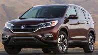 """Japānas autokompānija """"Honda"""" publicējusi atjauninātā krosovera """"CR-V"""" pirmo attēlu. Kā redzams attēlā, ka """"CR-V"""" 2015. gada modelim ir nedaudz izmainīts..."""