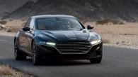 """Britu autoražotājs""""Aston Martin"""" publicējis pirmos attēlus, kuros redzama sedana """"Lagonda"""" sevišķi grezna versija, kas speciāli sagatavota Tuvo Austrumu tirgum. Kā..."""