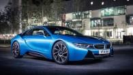 """Acīmredzot """"BMW"""" hibrīdkupejas """"i8"""" piedāvātie 362 ZS īstam sportistam šķiet par knapu, tādēļ bavāriešu ražotājs nolēmis laist klajā vēl sportiskāku..."""