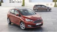 """17. septembrī """"Ford Motor Company"""" Vācijā prezentēja jaunās paaudzes """"C-Max"""" un """"GrandC-Max"""". Abiem modeļiem ir jauns dizains, plašākas bagāžas izvietošanas..."""