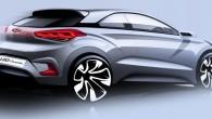 """Korejiešu autoražotājs """"Hyundai"""", piesakot mazā pilsētnieka """"i20"""" trīsdurvju versiju, publicējis intriģējošu skici. Kā liecina ražotāja informācija, """"i20"""" trīsdurvju versija tiks..."""