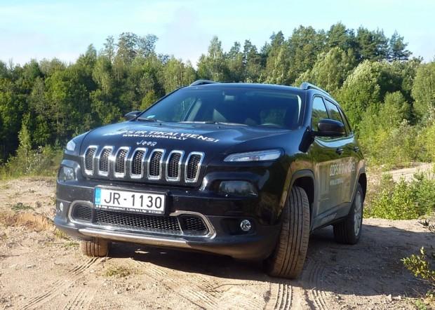 Jeep Cherokee 2014 tests 15