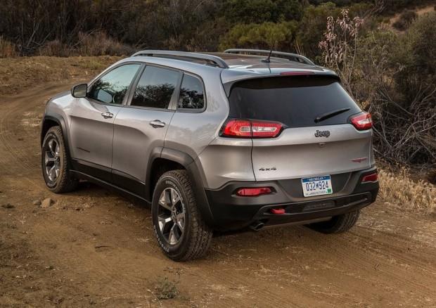Jeep Cherokee 2014 tests 16
