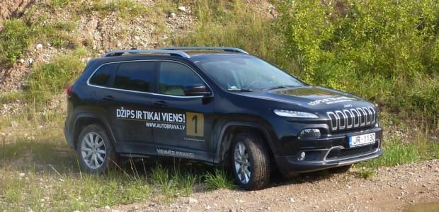 Jeep Cherokee 2014 tests 25
