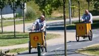 Eiropas satiksmes eksperti ir nonākuši pie secinājuma, ka teju pusi no kravu pārvadājumiem pilsētā var veikt ar videi pašu draudzīgāko...