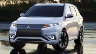 """Japāņu autoražotājs """"Mitsubishi"""" ir nodevis atklātībai pāris attēlus, kuros redzams krosovers """"Outlander PHEV Concept-S"""". Šādu konceptu japāņi pēc pusotras nedēļas..."""