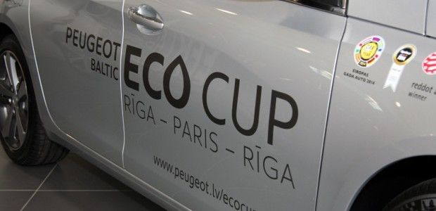 Peugeot Eco Cup 2014_Start 0
