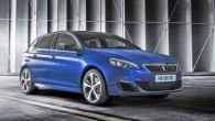 """Oktobra sākumā Parīzes autoizstādē """"Peugeot"""" izrādīs dižpārdokļa """"308"""" sportisko modifikāciju ar indeksu """"GT"""". """"308 GT"""" būs gan ar hečbeka, gan..."""