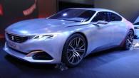 """Franču kompānija """"Peugeot"""" gatavojas Parīzes autosalonā izrādīt ar haizivs ādu apdarināto konceptu """"Exalt"""". Vērīgākie lasītāji atcerēsies, ka """"Exalt"""" pirmo reizi..."""