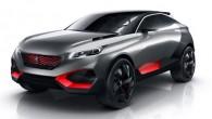 """Konceptautomobilis """"Quartz"""", ko franču ražotājs gatavojas parādīt Parīzes autoizstādē, ļauj nojaust, kādā virzienā """"Peugeot"""" nolēmuši attīstīt savus pilsētas krosoverus. """"Peugeot..."""