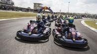 """""""Red Bull Kart Fight"""" kartinga amatieru finālsacensībās, kas nākamgad notiks Austrijā, Latviju pārstāvēs Andrejs Laipnieks un Kristaps Grīnieks. Aģentūra """"Leta""""..."""