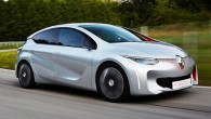 """Kompānija """"Renault"""" ir atklājusi savu jaunāko veikumu – konceptautomobili """"Eolab"""", kas aprīkots ar hibrīddzinēju, kura vidējais degvielas patēriņš ir 1..."""